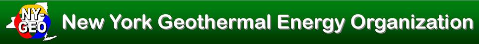 New York Geothermal Energy Organization